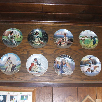 Collector Plates - China and Dinnerware