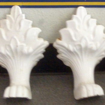 Porcelain Bathtub Claw Feet  - Furniture