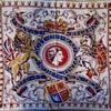 Queen Elizabeth II scarf
