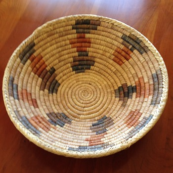 Native American Basket?