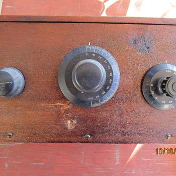Electronics Cabinet - Electronics