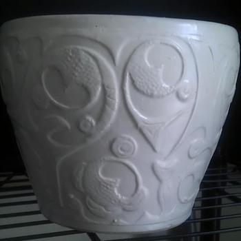 Robinson Ransbottom Jardiniere - Art Pottery