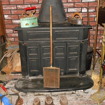 Fireplace Popcorn Popper