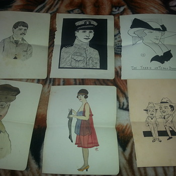 WORLD WAR 1 MEMORABILIA PTE A. KIRTON  - Military and Wartime