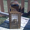 1943 British junk ship lantern 