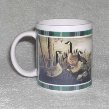 Wild Geese Coffee Mug - Kitchen