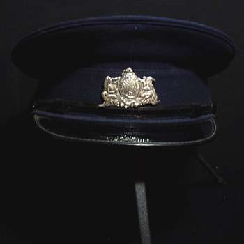 "Bank of Montreal""Security Agent Hat""1950-60 - Hats"