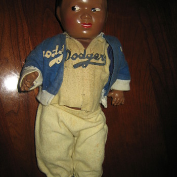 My Jackie Robinson Doll - Dolls