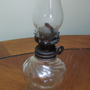 Mini Oil lamp - Lamps