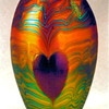 Four crazy beautiful Loetz vases / Act 2