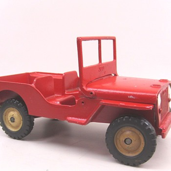 Al-Toy Jeep
