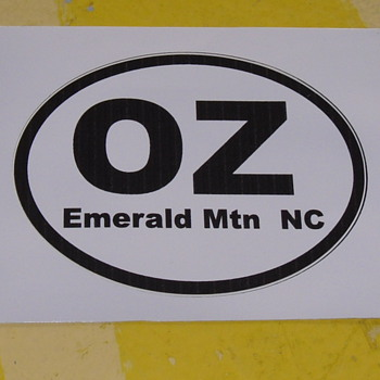 land of oz stickr