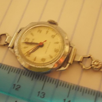 My mother's watch - Wristwatches