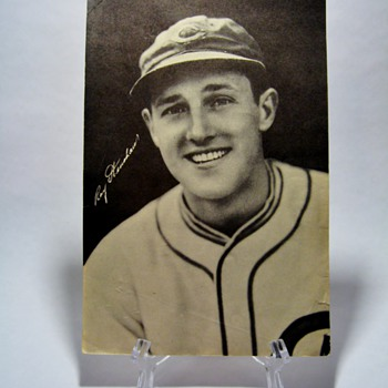 1936 CHICAGO PICTURE PACK/PART4 - Baseball