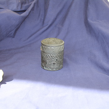 Metal Cylinder... thing