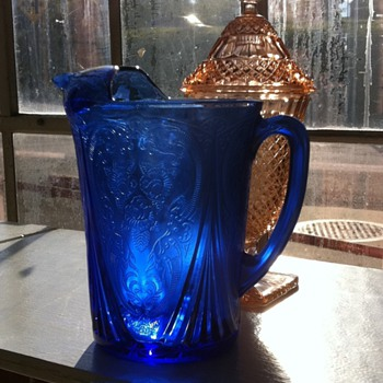 Photos From Our Glass Show - Glassware
