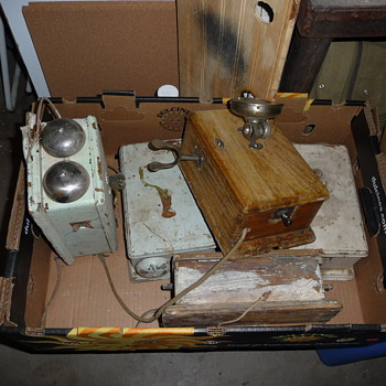 Western Electric Special 293J Project