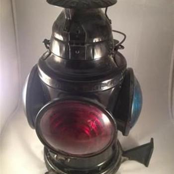 Handlan Caboose Lantern