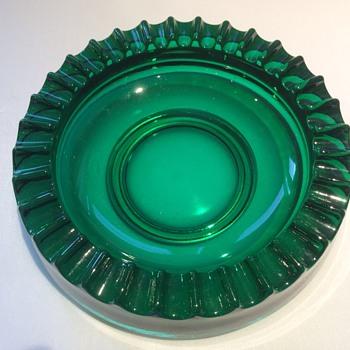 Stunning Vintage ashtray. - Tobacciana