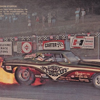 Long Awaited Dragster Magazine Scans circa 1972