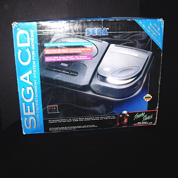 "Sega CD System""1992"" - Games"