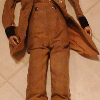 Antique Marionette Additional Photos As Requested - Toys