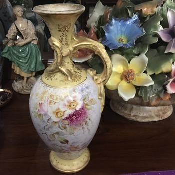 Royal Bonn vase