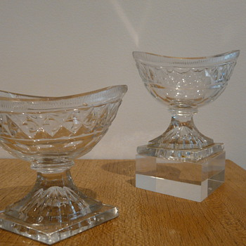 A Pair of Georgian Salts.