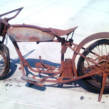 1925 Indian Chief