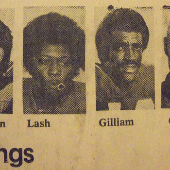 "Keys to the Vikings season in 1973...as predicted by the Minneapolis Tribune, and ""six big names to watch"""