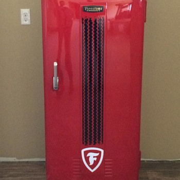 My Firestone Fridge - Advertising