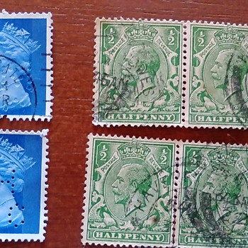Great Britain's Profound Historical Heritage Reflects It's Stamps...