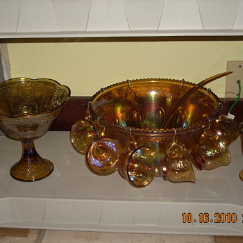More of my collection - Glassware