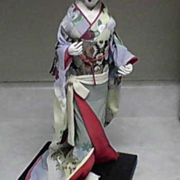 NISHI JAPANESE DOLL 1