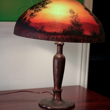 Handel Table Lamp - Lamps