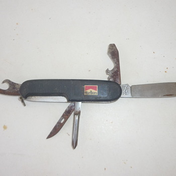 NevadaKnives - another Marlboro knife.