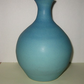 Awesome Van Briggle Original hand thrown and signed by Clement Hull!!! - Art Pottery