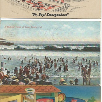 Old Post Cards...