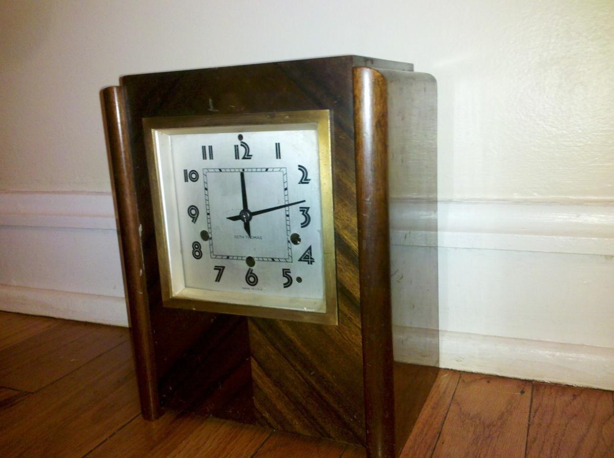 Seth Thomas Mantle Clocks