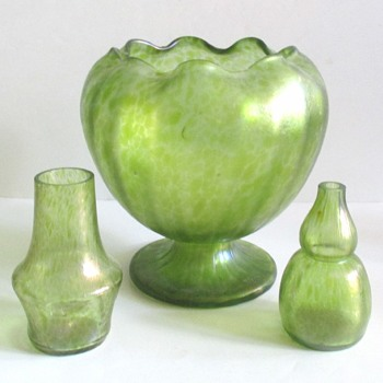 LOETZ CISELE-HUMBLE BUT DOCUMENTED! - Art Glass
