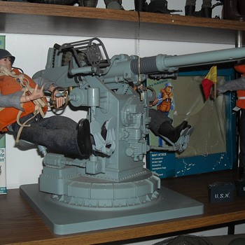 GI Joe Navy Attack Set 1964-1967