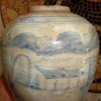 19th Century? Chinese vase
