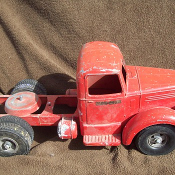 Another old toy truck...