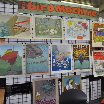 Four more images from Flatstock 25 - By the Bay - Posters and Prints