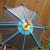 samba parade lighted parasol?