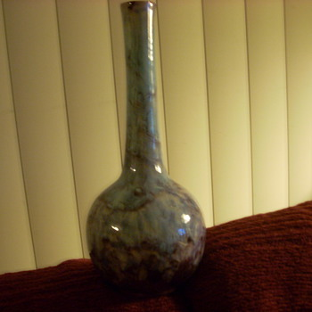 ceramic vase - Art Pottery