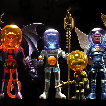 The Outer Space Men Cosmic Creator Series 2 Birnkrant Edition