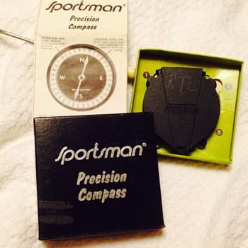 Sportsman compass - Tools and Hardware