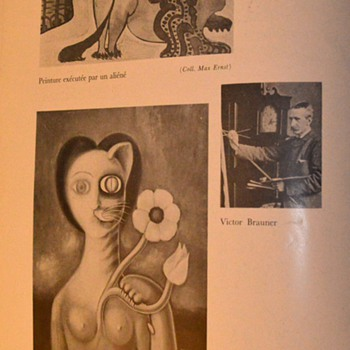 First Papers on Surrealism - Marcel Duchamp / Andre Breton - 1942 - New York