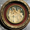 Botticell's Primavera Miniature on Ivory